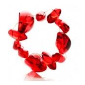 Bracelet Anarkhos Rouge
