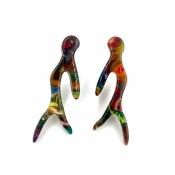 Boucles d'oreilles Corais Pollock