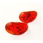 Boucles d'Oreilles Clave Mini Ambre