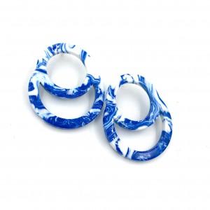 Boucles d'oreilles Feininger Caeli