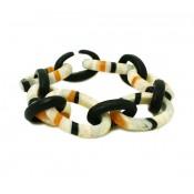 Bracelet Atena Lagrimas Or Mate