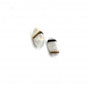 Boucles d'oreilles Hera Lagrimas Or Mate