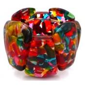 Bracelet Rilma Confettis