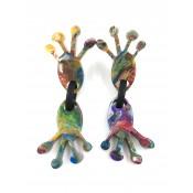Boucles d'oreilles E.T. Pollock