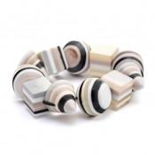 Bracelet Multi Formas Pop Lagrima