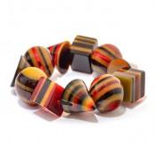 Bracelet Multi Formas Pop Roux