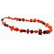 Collier Aventuras Orange
