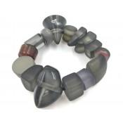 Bracelet Indiana Gris