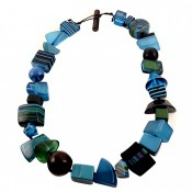 Collier Indiana Turquoise
