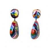 Boucles d'oreilles Clave K