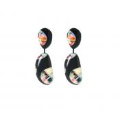 Boucles d'oreilles Meteoro