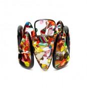 Bracelet Navete Inclusion