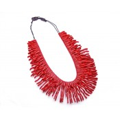 Collier Pindorama Rouge