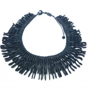 Collier Pindorama Noir