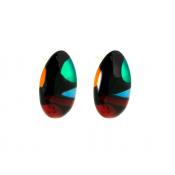 Boucles d'oreilles Relevo