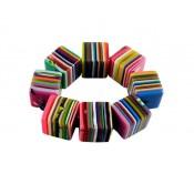 Bracelet Pop Art Cubos