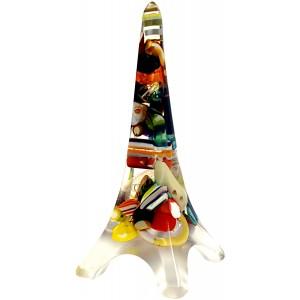 Tour Eiffel Preterito Moyen