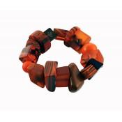 Bracelet Indiana Orange